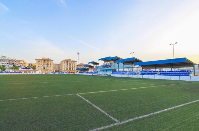 Vélez-Málaga Football Location