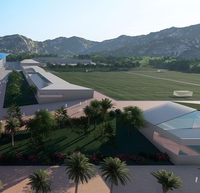 Vélez-Málaga - Football University - Future
