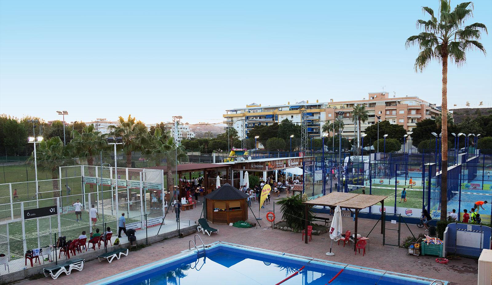 Vélez-Málaga - Football University - FACILITIES